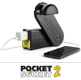 The Pocket Socket
