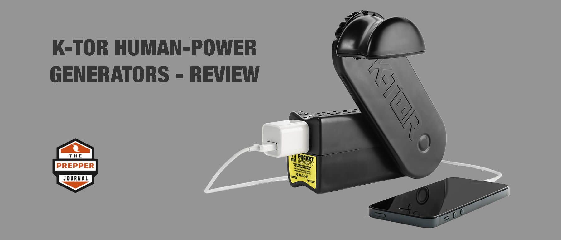 K-Tor Reviewed in The Prepper Journal