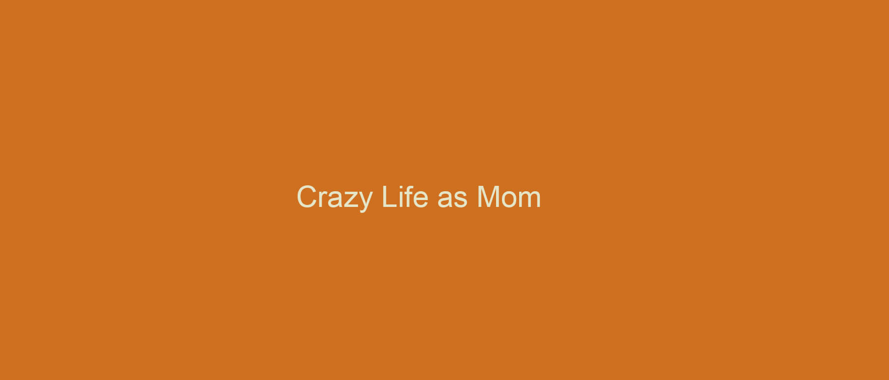 K-Tor Featured on Crazy Life as Mom Blog